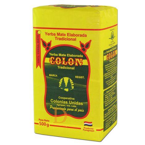 Colon Tradicional - Mate Tee aus Paraguay 500g