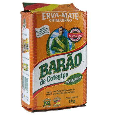 Barao De Cotegipe Tradicional - Mate Tee aus Brasilien 1kg