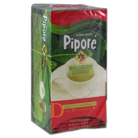 Piporé - 25 Teebeutel - Mate Tee aus Argentinien (MHD 16.08.2019)