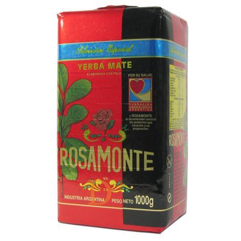 Rosamonte Especial - Mate Tee aus Argentinien 1kg