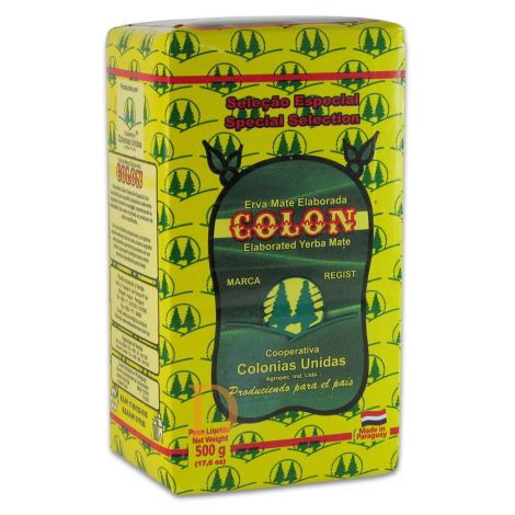 Colon Seleccion Especial - Mate Tee aus Paraguay 500g