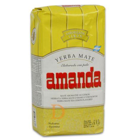 Amanda Limon - Mate Tee aus Argentinien 500g