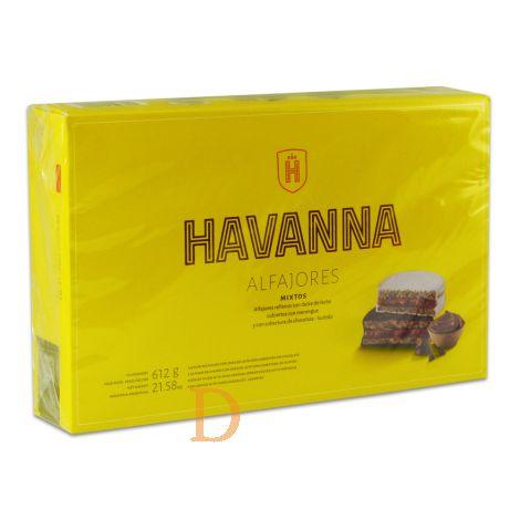 Alfajores Havanna - Mixtos - 12