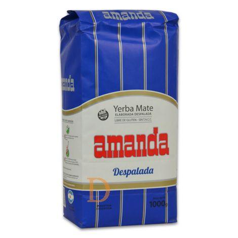Amanda Despalada (ohne Stängel) - Mate Tee aus Argentinien 1kg