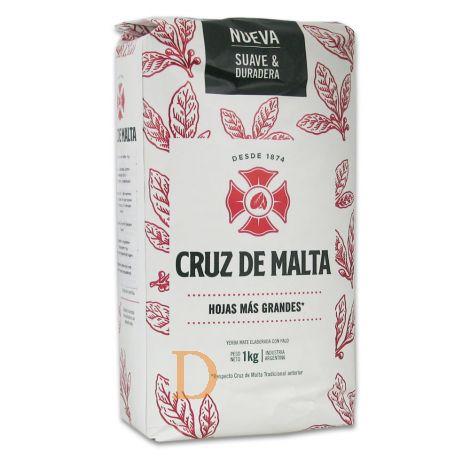 Cruz de Malta - Mate Tee aus Argentinien 3 x 1kg