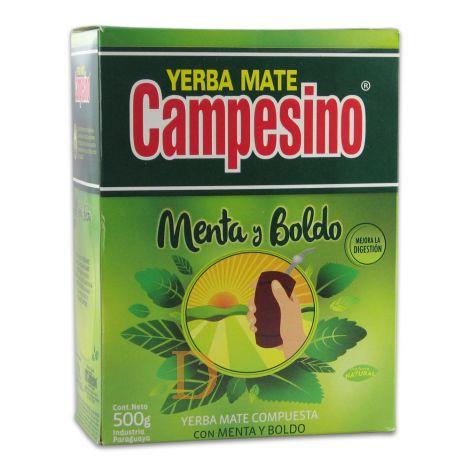 Campesino Menta y Boldo - Mate Tee aus Paraguay 500g