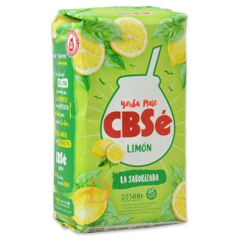 CBSé - Limon / Zitrone - Mate Tee aus Argentinien 500g