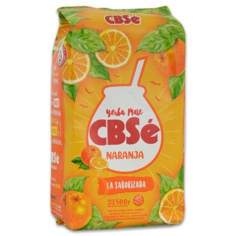CBSé - Naranja / Orange - Mate Tee aus Argentinien 500g