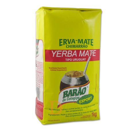 Barao De Cotegipe EXPORT - Tipo Uruguay - Mate Tee aus Brasilien 1kg