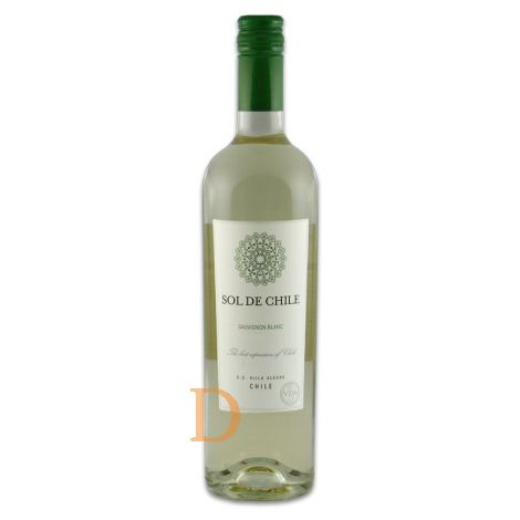 Sol de Chile Sauvignon Blanc - Weißwein - 0,75l