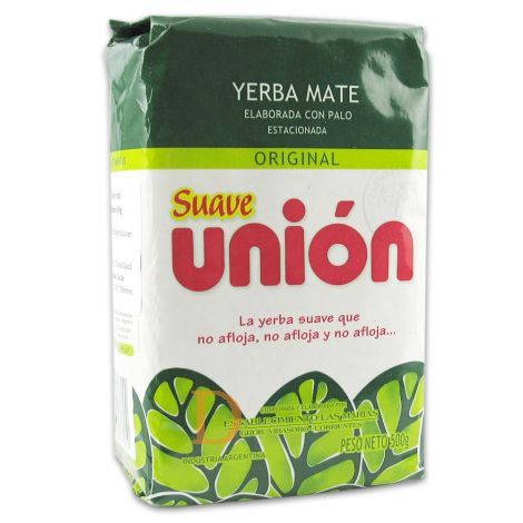 Union Suave - Mate Tee aus Argentinien 500g