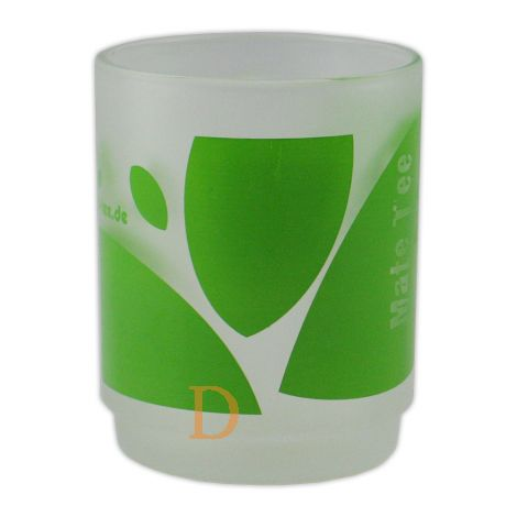 Trinkglas Delicatino Wach durch den Tach 0,2L