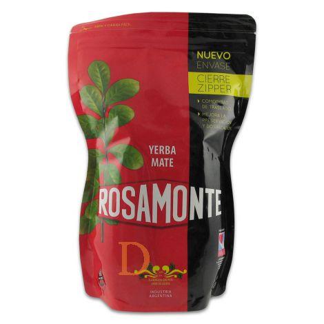 Rosamonte - 500g Zipper - wiederverschließbare Verpackung