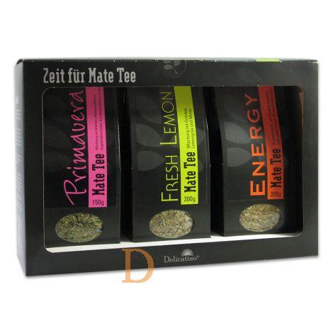 Geschenkset Delicatino - 3 Alegrías (Primavera, Fresh Lemon, Energy)
