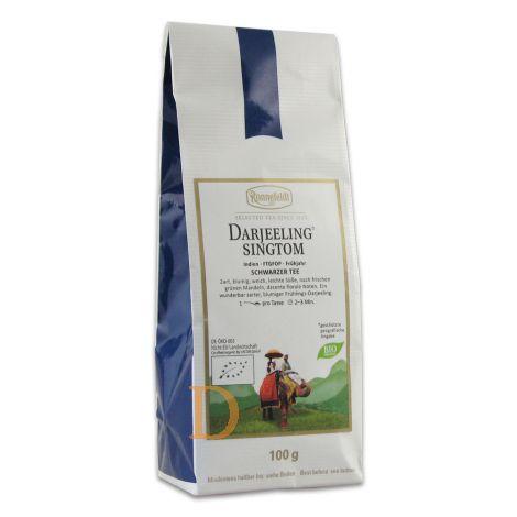 Bio Tee - Darjeeling* Singtom 100g (Schwarzer Tee)
