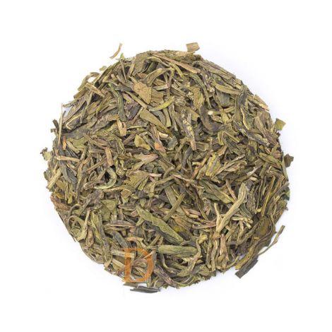 Bio Tee - Lung Ching Drachenbrunnentee 100g (Grüner Tee)