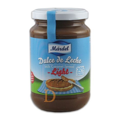 Dulce de Leche LIGHT - Mardel 450g