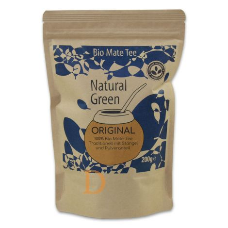 Geschenkset Delicatino Natural Green & Original - Calabaza Delicatino