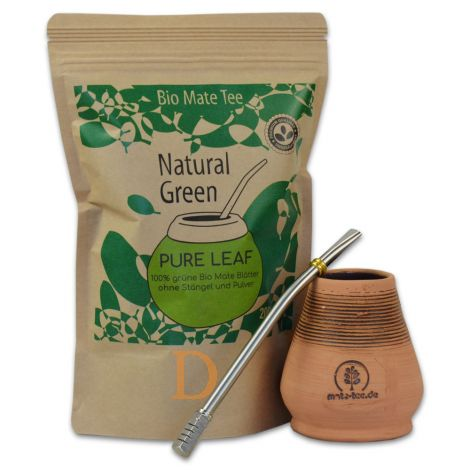 Starterset Delicatino Natural Green - Keramik