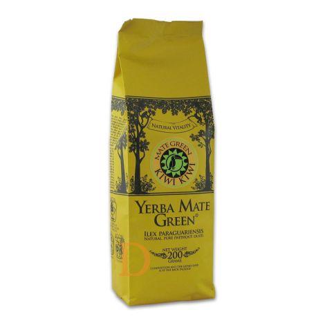 Yerba Mate Green - KIWI KIWI 200g - Mate Tee aus Brasilien