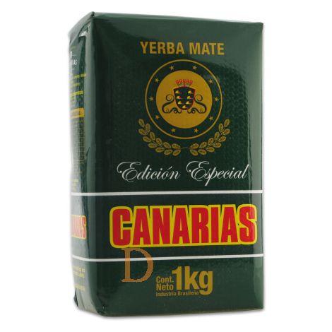 Canarias Edición Especial 1kg- Mate Tee aus Brasilien
