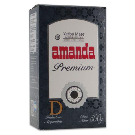 Amanda Premium 500g- Mate Tee aus Argentinien