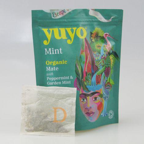 Bio Mate Tee - Yuyo MINT 23g - 14 Teebeutel