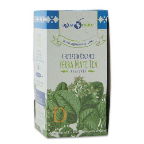 Aguamate Organic -  25 Teebeutel - Mate Tee aus Argentinien