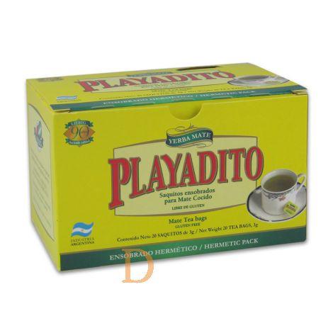Playadito - 20 Teebeutel - Mate Tee aus Argentinien