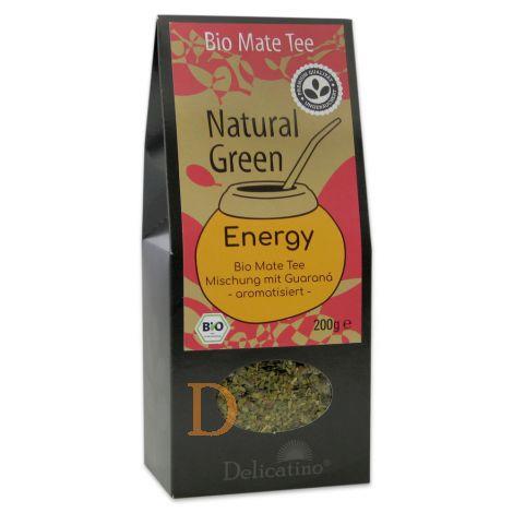 Geschenkset Delicatino – Fresh (Natural Green, Energy und Fresh Lemon)