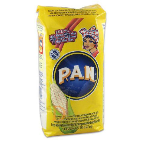 Harina de Maiz P.A.N. 1kg - weißes Maismehl