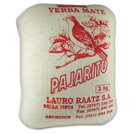 Pajarito (handverpackt) - Mate Tee aus Paraguay 2kg