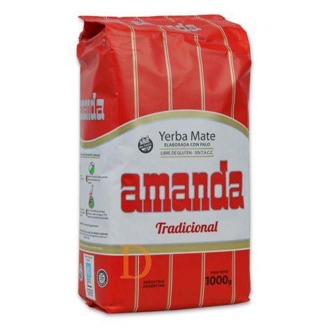 Amanda - Mate Tee aus Argentinien 1kg