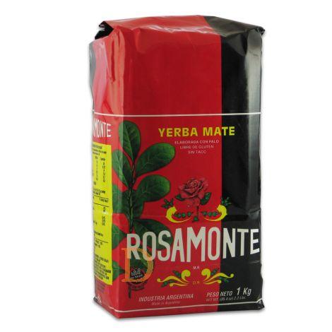 Rosamonte - Mate Tee aus Argentinien 1kg