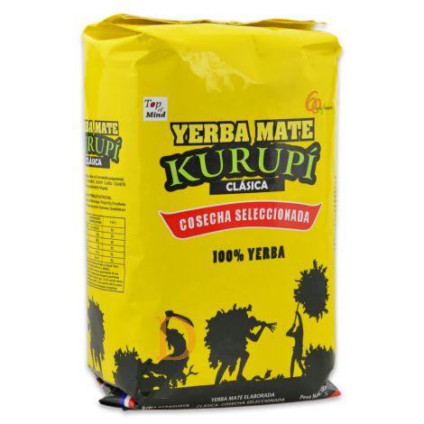 Kurupi Clásica - Mate Tee aus Paraguay 500g