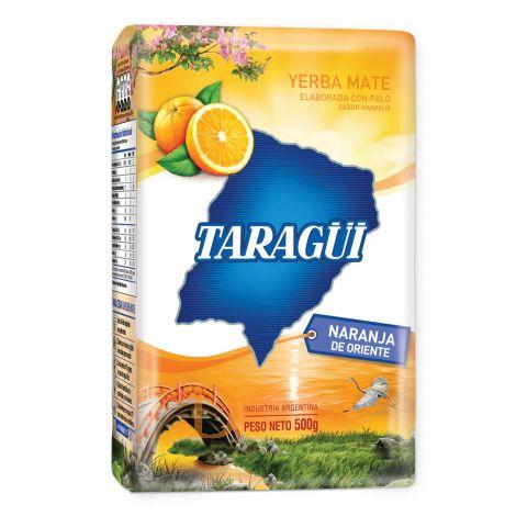 Taragüi Naranja de Oriente - Orange - Mate Tee aus Argentinien 500g