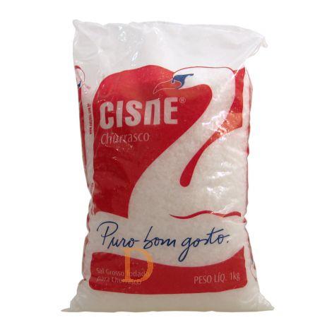 Sal para Churrasco - CISNE - 1kg
