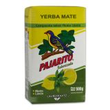 Pajarito Menta Limon - Mate Tee aus Paraguay 500g