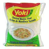 Farinha de Mandioca Torrada - Yoki - 500g (geröstetes Maniokmehl)