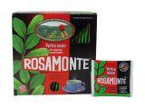 Rosamonte - 50 tea bags